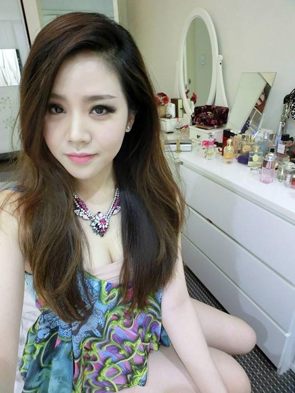 Lộ diện em gái xinh đẹp của Ông Cao Thắng