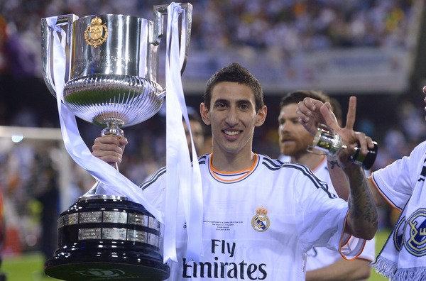 Di Maria trở thành cầu thủ đắt nhất của PSG
