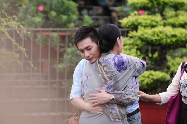 NSƯT Kim Xuân phải lên chùa ở vì áp lực của con dâu?