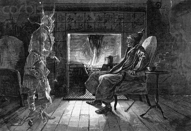"""Giải mã nguồn gốc của việc """" cúng cô hồn """""""
