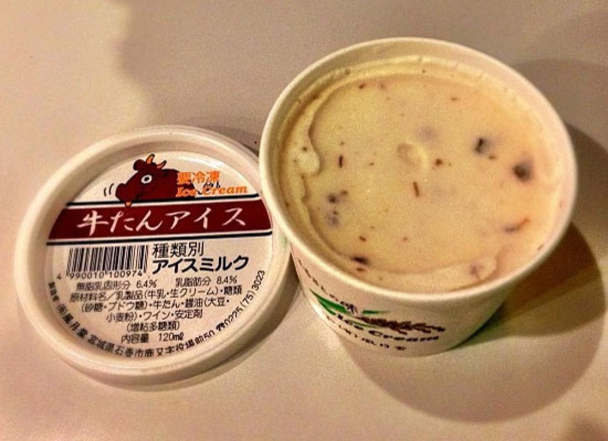 Bạn có dám thử những vị kem này?
