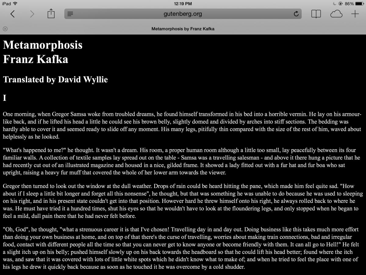 9 trò hay với iPad có thể bạn chưa biết