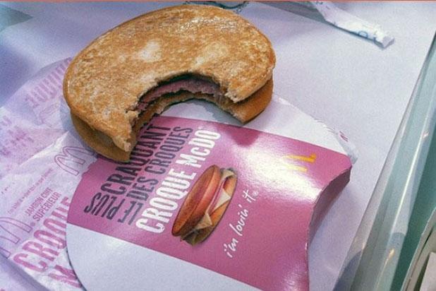 Những món fast-food bạn không thể tìm thấy ở Mỹ