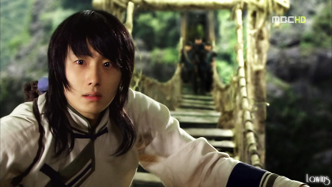 Jung Il Woo (phim The Return Of Iljimae)