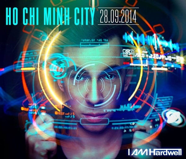 Cách đây gần 2 tuần, trên trang Facebook chính thức của DJ Hardwell đã bất ngờ công bố thông tin về show diễn cá nhân của anh chàng tại Việt Nam vào ngày 28/9 sắp tới.