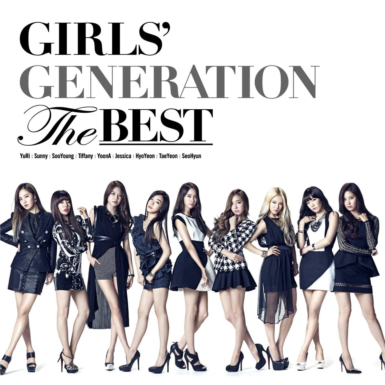Album The Best đứng đầu bảng xếp hạng Oricon Weekly Chart 12 ngày liên tiếp