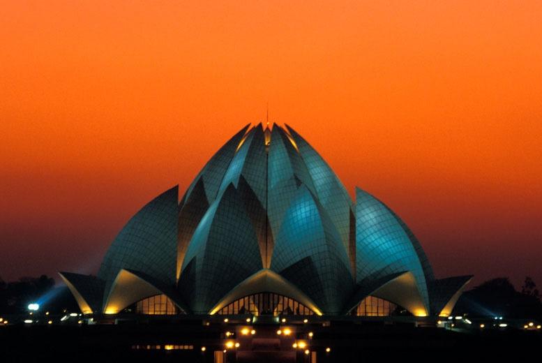 Những công trình kiến trúc độc đáo trên thế giới