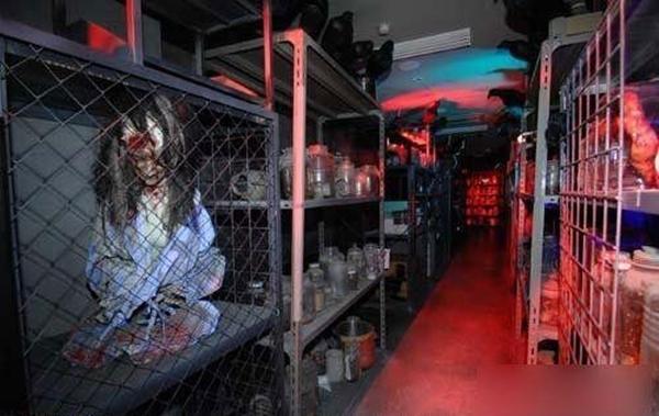 Rùng mình bước vào bệnh viện ma ám đáng sợ nhất thế giới