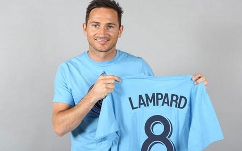Lampard có thể là phép thử của Man City với UEFA.