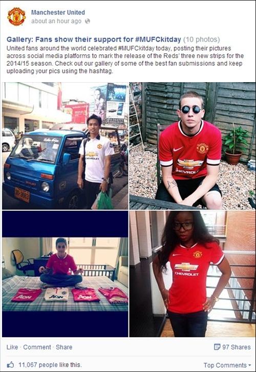 Rất nhiều bức ảnh đã được các fan đăng lên mạng xã hội để hưởng ứng lời kêu gọi trên.