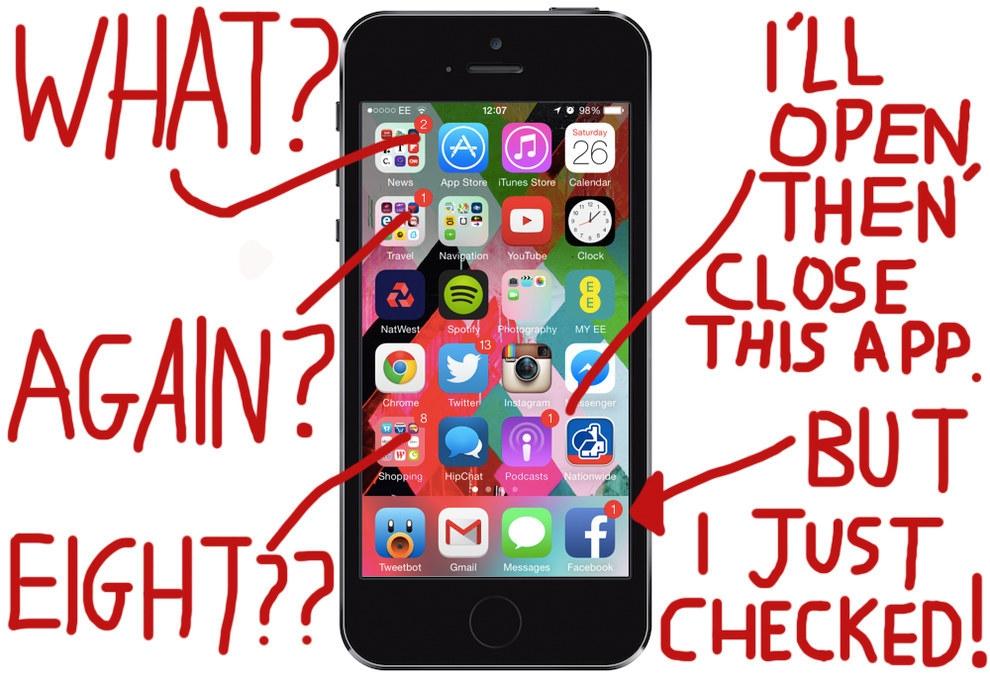 10 dấu hiệu chứng tỏ bạn là 1 fan cuồng của iPhone
