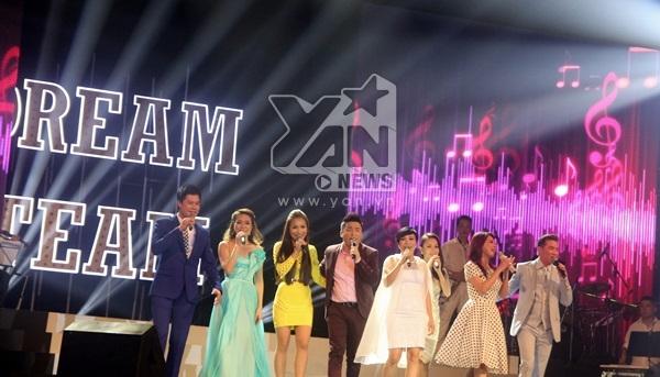 """Dream team"" - Biệt đội trong mơ - Tin sao Viet - Tin tuc sao Viet - Scandal sao Viet - Tin tuc cua Sao - Tin cua Sao"