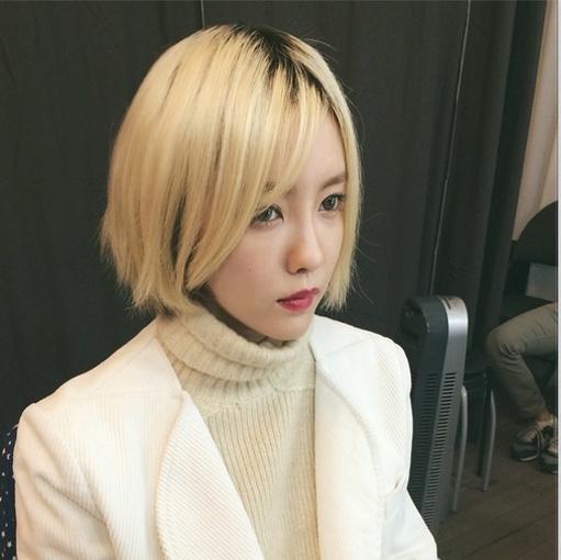 Hyomin khoe hình kín đáo cực phong cách