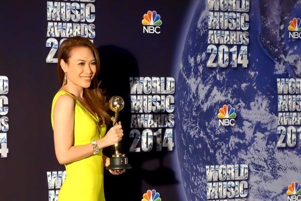 Mỹ Tâm được đề cử ở 3 hạng mục: Nghệ sĩ nữ xuất sắc, Nghệ sĩ trình diễn live xuất sắc và Nghệ sĩ giải trí xuất sắc. - Tin sao Viet - Tin tuc sao Viet - Scandal sao Viet - Tin tuc cua Sao - Tin cua Sao