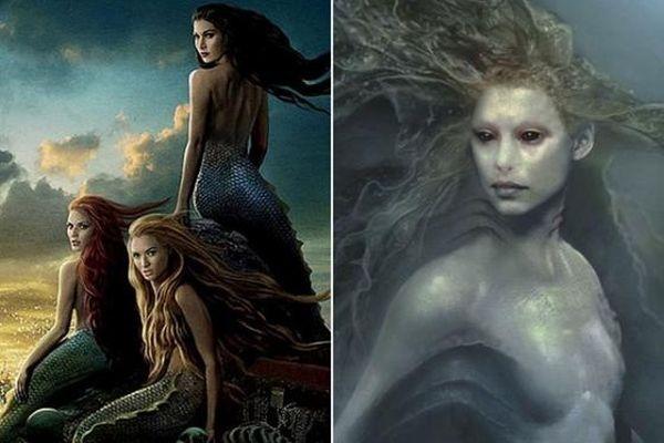 Hình ảnh những nhân vật nữ trong phim Cướp biển vùng Caribe