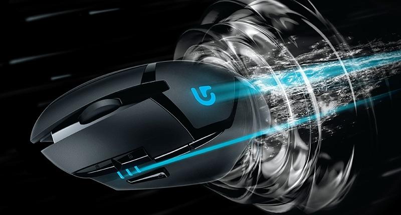 Lộ diện chuột chơi game nhanh nhất thế giới