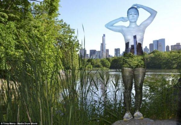 Hòa mình vào thiên nhiên tươi đẹp tại Công viên Trung tâm New York