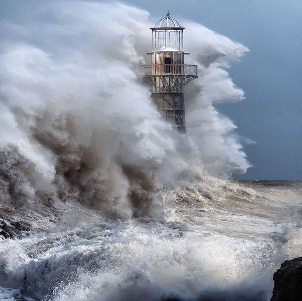 Ngọn hải đăng Cast-Iron, Whiteford, Hoa Kì
