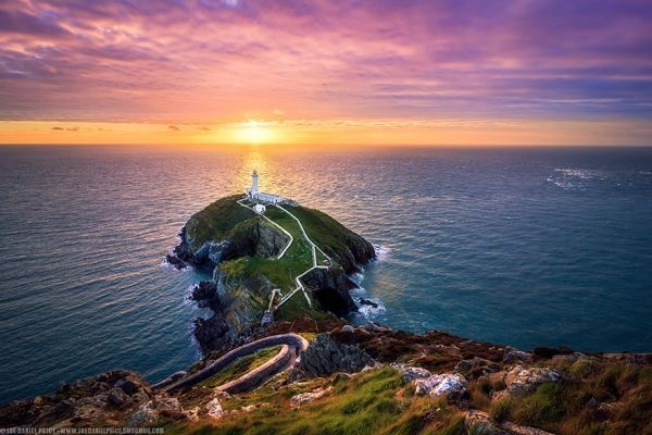 Holyhead, Anglesey, xứ Wales