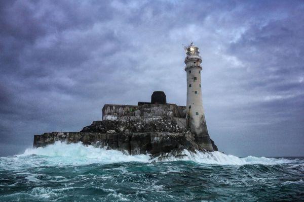 Ngọn hải đăng ở Fastnet Rock, Ai-len