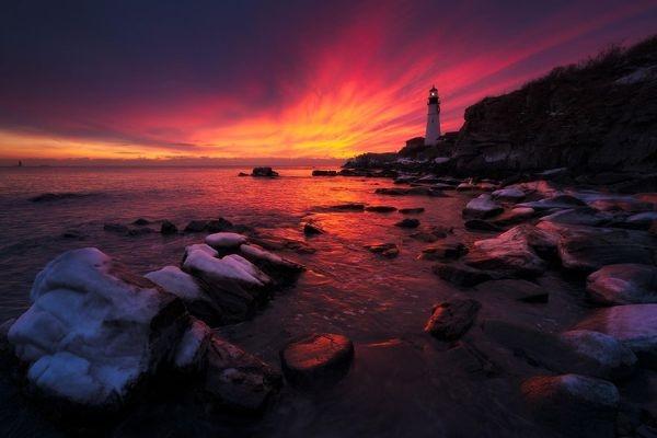 Portland Head Light, Maine, Hoa Kỳ