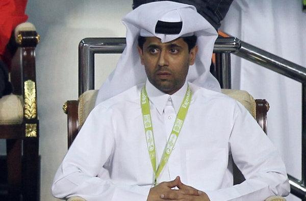 Chủ tịch của PSG, Nasser al-Khelaifi