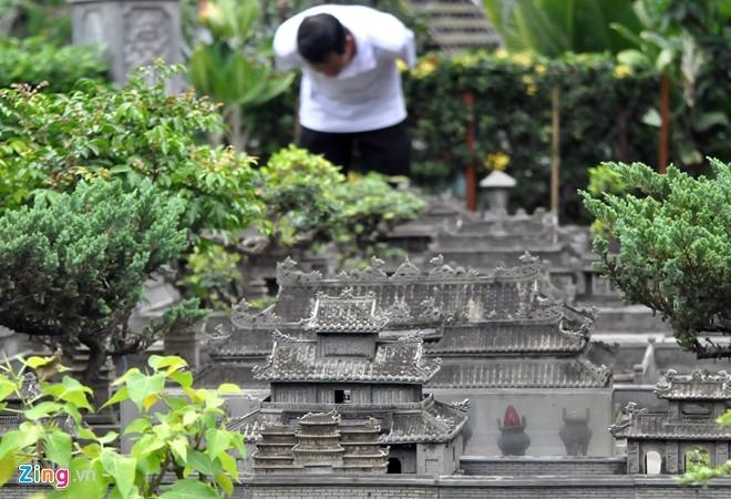 Tái hiện cố đô Huế ở Sài Gòn để báo hiếu cha mẹ