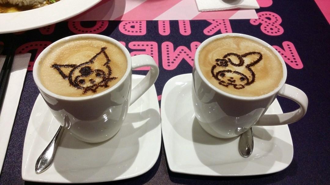 Quán cafe thỏ dễ thương vô đối