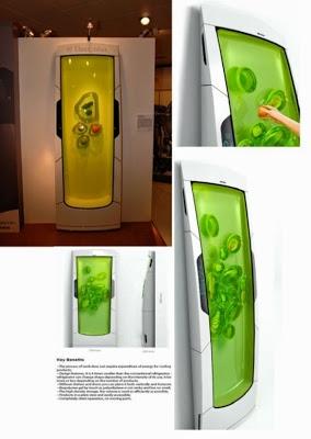 11. Tủ lạnh trong tương lai