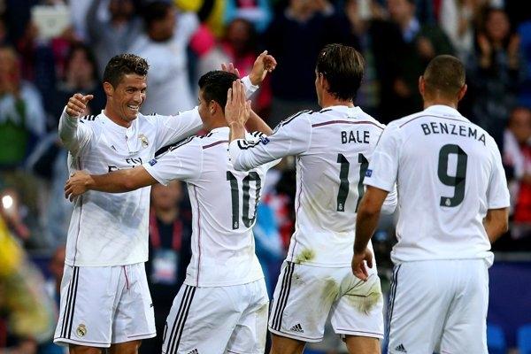 Ronaldo lập cú đúp, Real Madrid giành Siêu cúp châu Âu