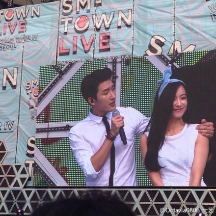 Trai xinh, gái đẹp của SM bùng nổ với đại nhạc hội SM Town IV