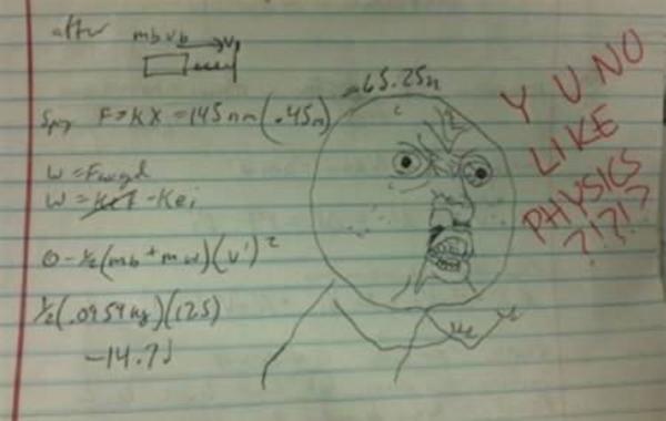 """""""Tại sao em lại không thích môn Vật lý như vậy nhỉ?"""""""