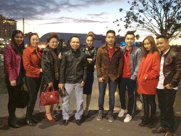The Men tự sướng cùng Minh Hằng và Hương Tràm trên đất Úc - Tin sao Viet - Tin tuc sao Viet - Scandal sao Viet - Tin tuc cua Sao - Tin cua Sao
