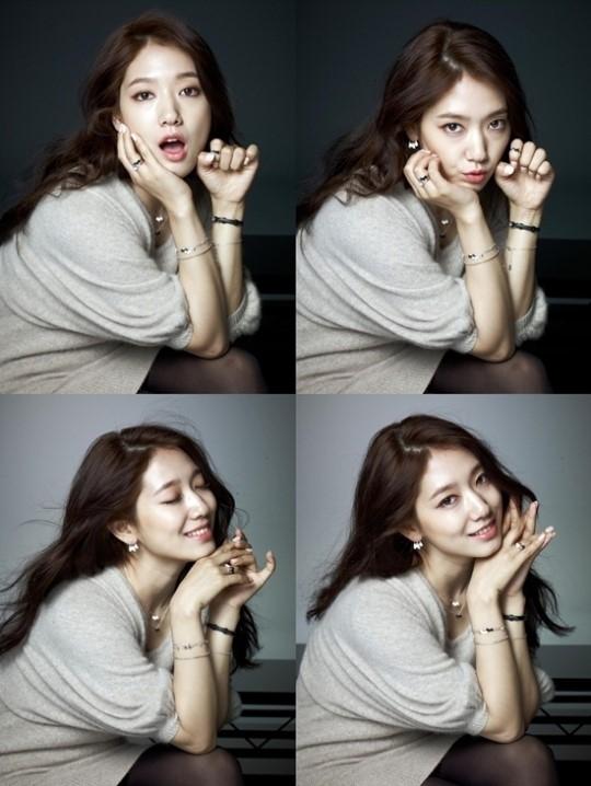 Park Shin Hye quyến rũ trong quảng cáo mới