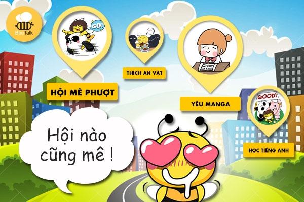 BeeTalk - 6 tháng làm bạn với teen Việt