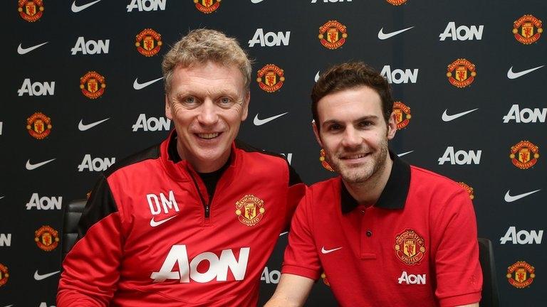 Juan Mata là bản hợp đồng đắt giá nhất củaMan Utd