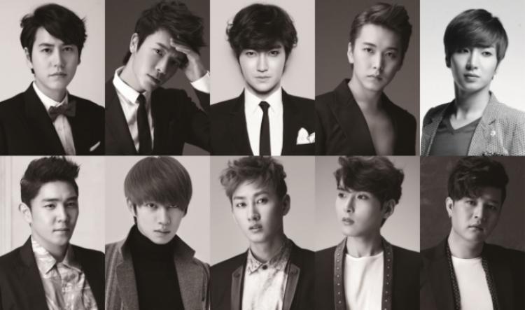Super Junior sẽ tái xuất vào ngày 1/9