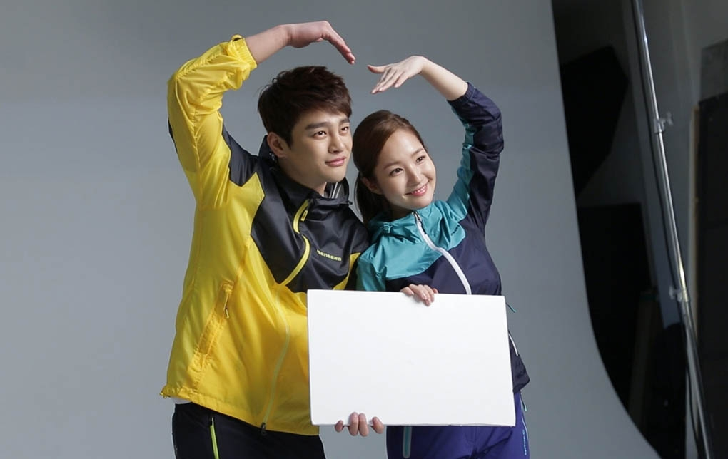 Seo In Guk rất muốn ôm Park Min Young