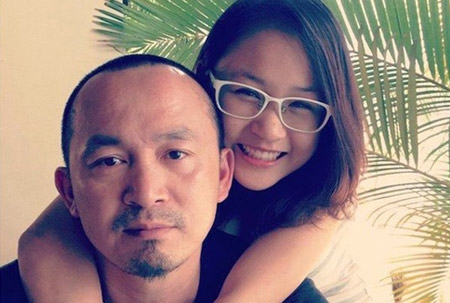 Nhạc sĩ Quốc Trung và Thiện Thanh