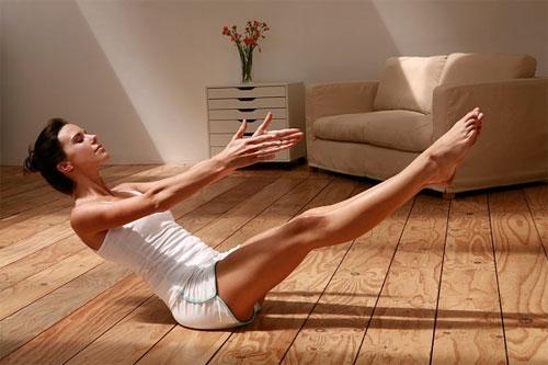 Eo thon chỉ với 10 phút tập Yoga