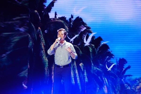 Quang Đại tiếp tục chinh phục khán giả bằng giọng ca tình cảm qua ca khúc Về quê ngoại