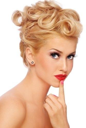 Những kiểu tóc búi cho các cô nàng năng động