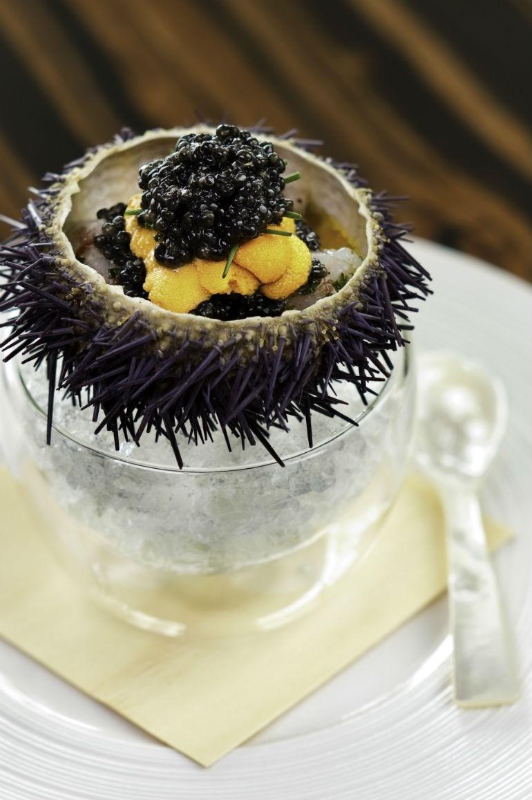 5 nhà hàng hảo hạng và xa xỉ nhất ở Singapore
