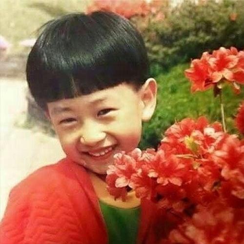 Eunhyuk khoe hình lúc bé cực đáng yêu