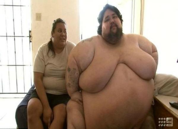 Người đàn ông béo nhất thế giới tự sát vì không thể giảm cân