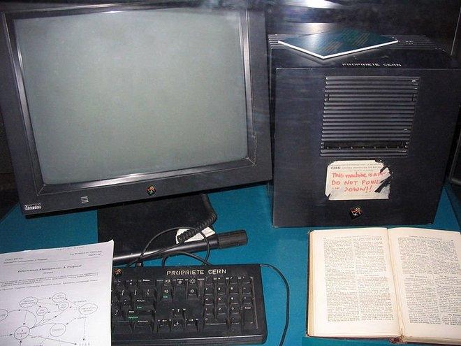 Khám phá thế giới công nghệ cách đây 20 năm