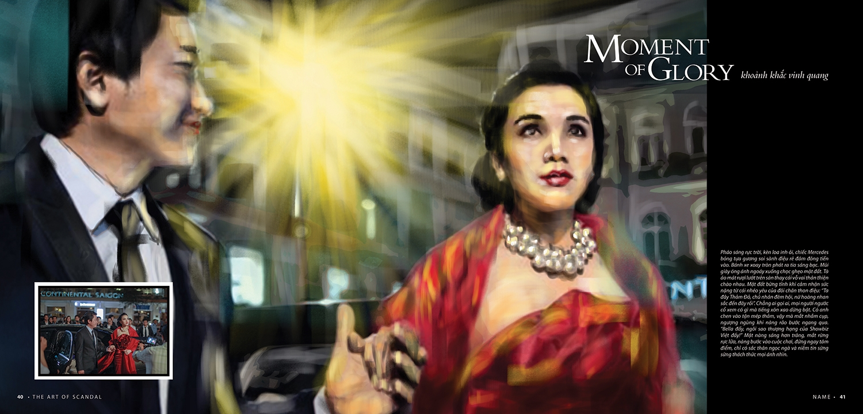 Bộ sách ảnh về phim đầu tiên của Việt Nam