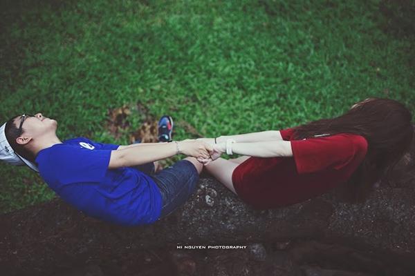 Thêm bộ ảnh cặp đôi đồng tính đáng yêu hớp hồn dân mạng