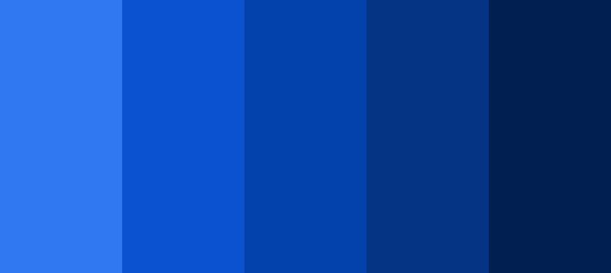 Xanh Dương Là Màu Gì Vì Màu Xanh Là Màu Của Trời Và