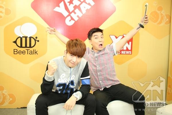 [YAN Chat] Kelvin Khánh muốn mời mẹ Khởi My cùng lên sóng YAN Chat